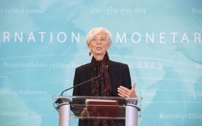 """Шефът на МВФ на съд за """"небрежност"""" за €404 млн."""