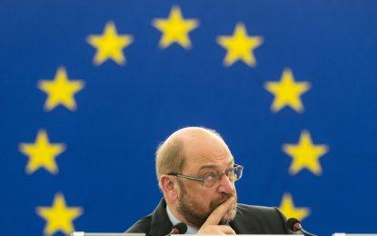 Шулц: Европейският съюз е застрашен от разпад