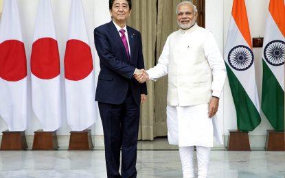 Япония ще строи железница за $12 млрд. в Индия