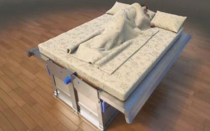 Спалнята на Рихтер
