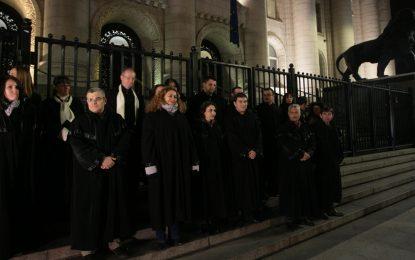 Магистрати атакуват новия съдебен закон в Страсбург