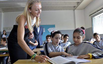 Ключът към интеграцията на бежанците са училищата