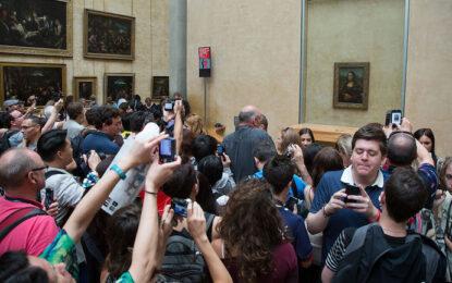 Усмивката на Мона Лиза крие друга