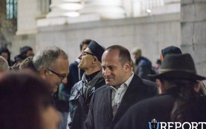 Радан Кънев и други реформатори се вляха в протеста (галерия)