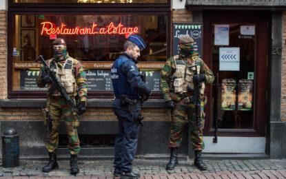 Белгия задържа двама за готвен атентат на Нова година
