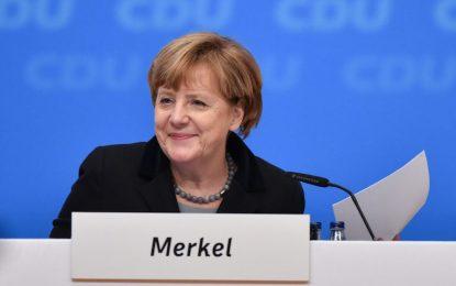 Меркел спечели пълна подкрепа за бъдещето на Германия