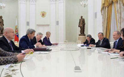 САЩ и Русия готови за трети кръг преговори по сирийската криза