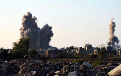 Ирак с офанзива за връщане на Рамади