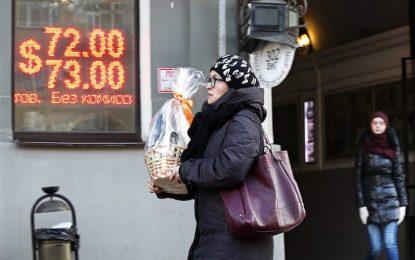 Руската салата все по-солена за руснаците