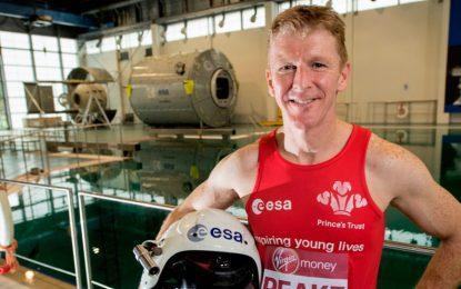 Астронавт ще бяга маратон в Космоса
