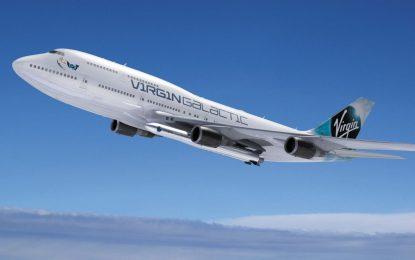 Virgin Galactic ще изстреля сателит от пътнически самолет