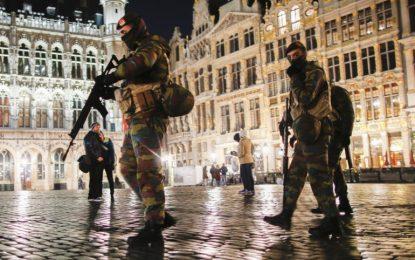 Без тържества в Брюксел за Нова година заради риска от атентат