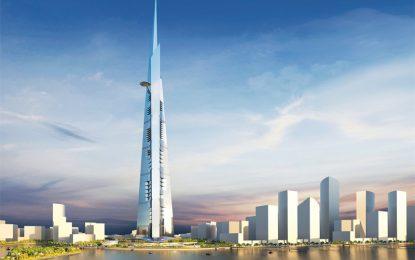 Саудитците и Дубай си мерят кулите