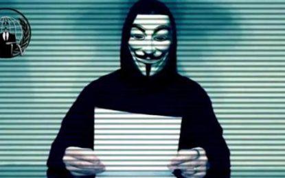 """Anonymous погнаха Турция за връзки с """"Ислямска държава"""""""