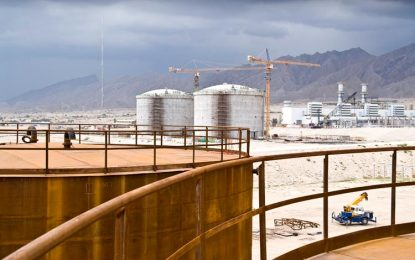 Иран планира доставки на газ за Европа след 2 години