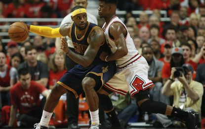"""Избрано от НБА: """"Булс"""" спечелиха в Кливланд, а феновете освиркаха """"Кевс"""""""
