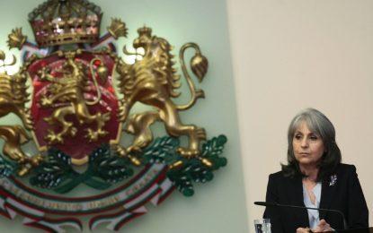 Маргарита Попова призна, че мисли за президентския пост