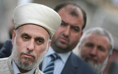 Мустафа Хаджи остава главен мюфтия
