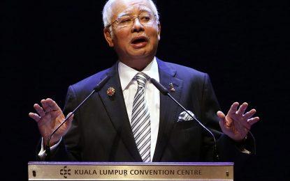 """Премиерът на Малайзия чист за """"дарение"""" от $681 милиона"""