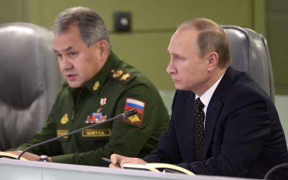 Русия струпва ядрено оръжие в задния двор на Европа