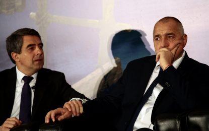 Борисов не иска да чува за президентските избори до юни