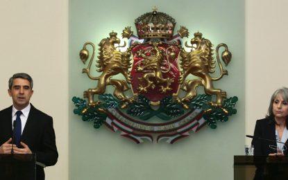 Плевнелиев изля похвали, Попова – критики