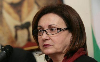 """Бъчварова обеща поне 65 милиона за """"добрите"""" в МВР"""