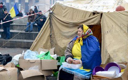 Украйна се включи в европазара, Русия гори украински стоки