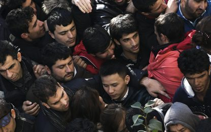 И в Цюрих и Залцбург се оплакаха от посегателства на мигранти