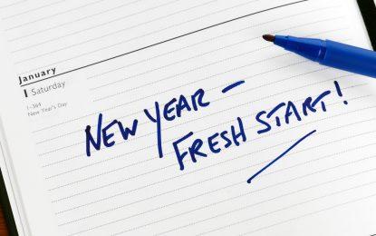 Как да спазим новогодишните си обещания