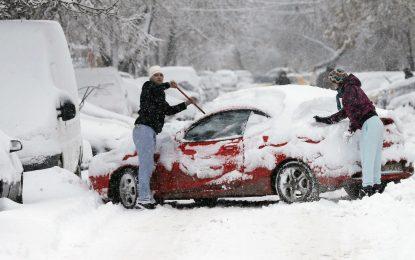 Държавата се готви за голям студ и сняг