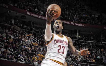 """Избрано от НБА: ЛеБрон и Лав поведоха """"Кевс"""" към успеха срещу """"Клипърс"""""""