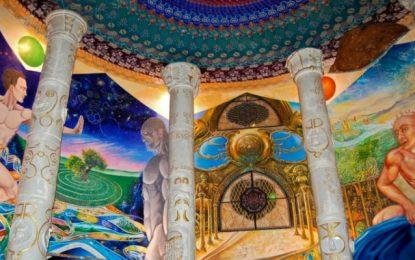 Подземните храмове, скрити в Алпите
