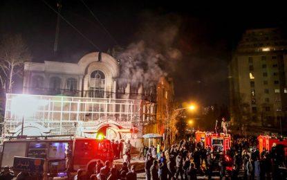 Иран и Саудитска Арабия на нож заради екзекуции и палеж на посолство (видео)