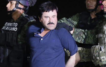 Ел Чапо се връща в затвора, от който избяга