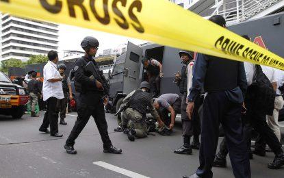 Полицията уби петимата атентатори в Джакарта