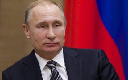 Путин е корумпиран, обяви финансовото министерство на САЩ