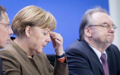 Бежанците и Меркел разделиха германците
