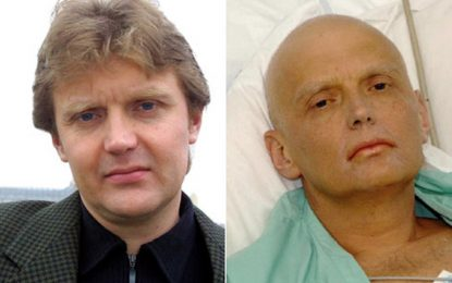 Британски съд вини Путин за убийството на Литвиненко
