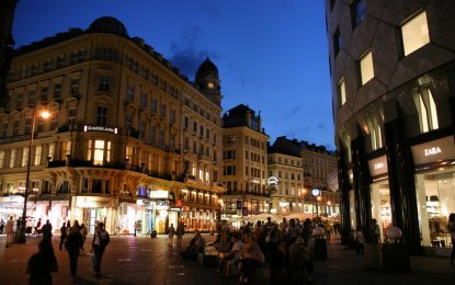 Виенски бездомници станаха гидове