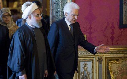 Иран вече топи икономически ледове в Европа