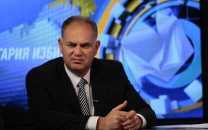 Георги Кадиев ще прави нова лява партия