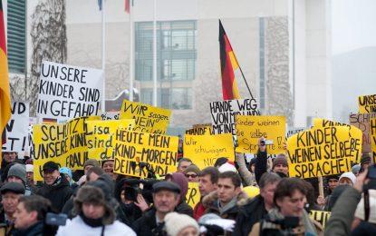 Рускиня призна, че е лъгала за изнасилване от бежанци в Германия
