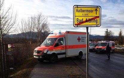 Влакова катастрофа в Германия уби поне четирима