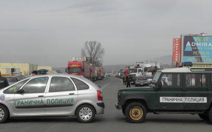 Борисов подкрепи превозвачите за блокадата на границата с Гърция
