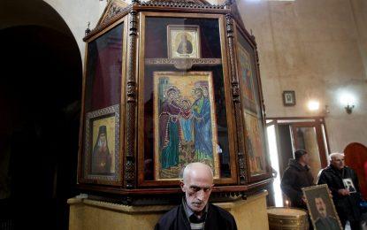 Грузия приема закон срещу богохулството
