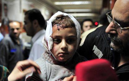 """""""Ислямска държава"""" пое отговорност за кървавите атентати в Сирия"""