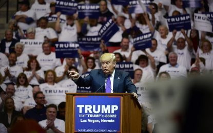 И в Невада републиканците си избраха Тръмп за президент