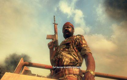 Децата на анголски революционер съдят авторите на Call of Duty