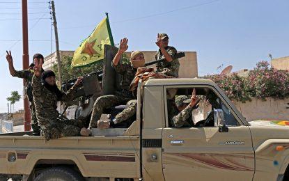 САЩ скастриха Турция заради бомбардировките над кюрди